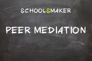 Schoolsmaker peer mediation