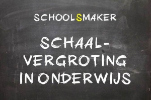 SchoolSmaker 'Schaalvergroting in het onderwijs' @ De Studio | Antwerpen | Vlaanderen | Belgium