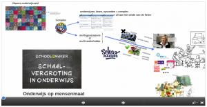 Schaalvergroting - afbeelding presentatie