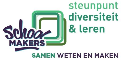 Logo Steunpunt Diversiteit en Leren