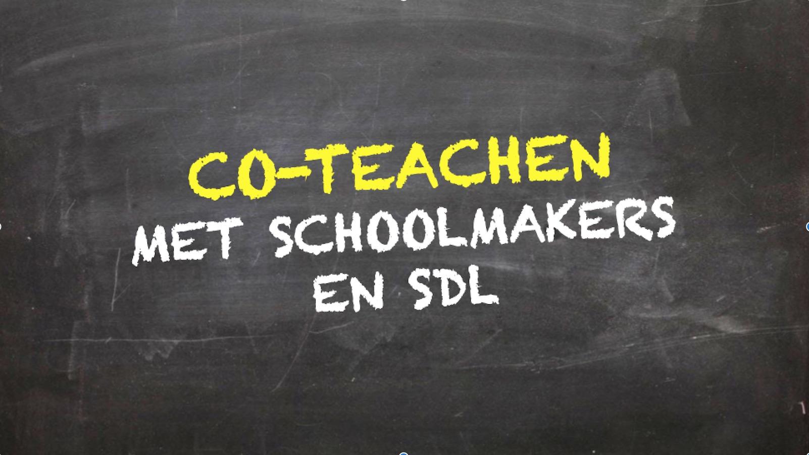 Coteaching als onderwijsarrangement  Passend onderwijs