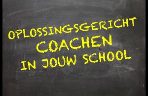 SchoolSmaker 'Oplossingsgericht coachen in jouw school' @ Vlaams Administratief Centrum Gent | Gent | Vlaanderen | Belgium