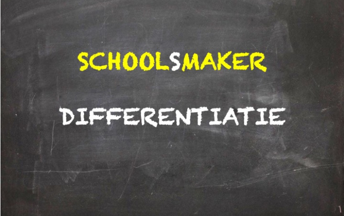 SchoolSmaker Differentiatie