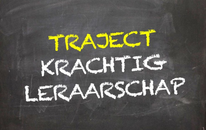 Traject 'Krachtig leraarschap'