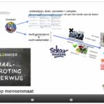 Schaalvergroting presentatie