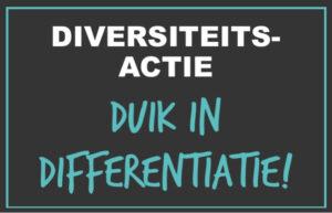 diversiteitsactie differentiatie
